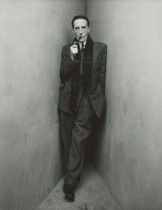 Marcel Duchamp by Irving Penn