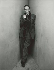 Marcel Duchamp by Irving Penn